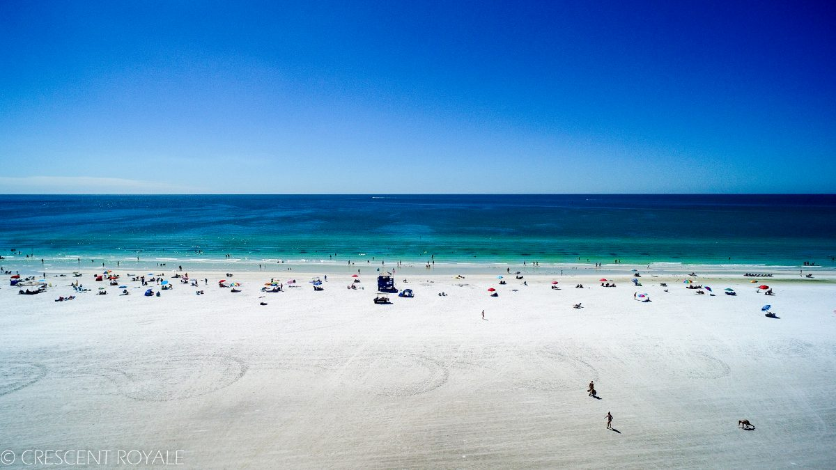 image of siesta key beach