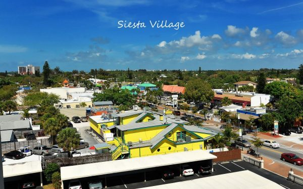 image of siesta key village